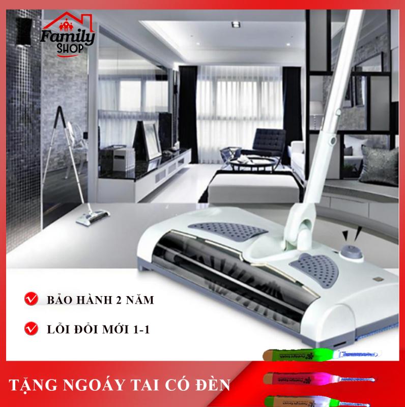Chổi lau nhà- Hút bụi sạc điện không dây giúp dọn dẹp nhà cửa nhanh chóng- Hiệu quả- Tiết kiệm
