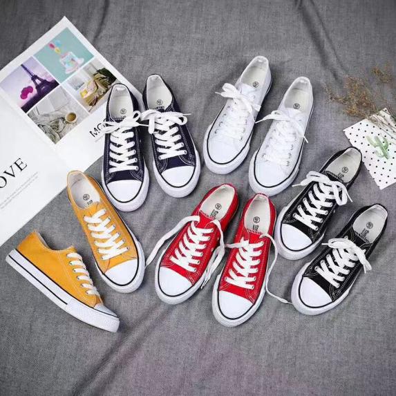 Giày thể thao đôi nam nữ – Dozimax – CV02 – giày bata – giày thể thao đôi nam nữ - giày nam – giày nữ -giày thể thao nam – giày thể thao nữ - giày tập - giày chạy bộ -giầy nam – giầy nữ - giày sneaker nam – giày sneaker  nữ giá rẻ