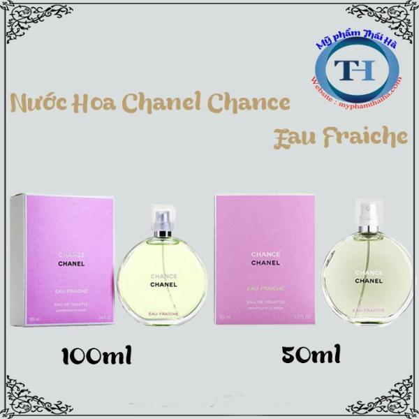 Nước Hoa Chanel Chance Eau Fraiche EDT