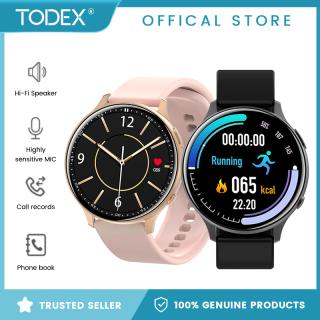 Đồng Hồ Thông Minh TODEX MC66, Kết Nối Bluetooth, Nhiều Chế Độ Thể Thao, Chơi Nhạc PK I10 S20 thumbnail
