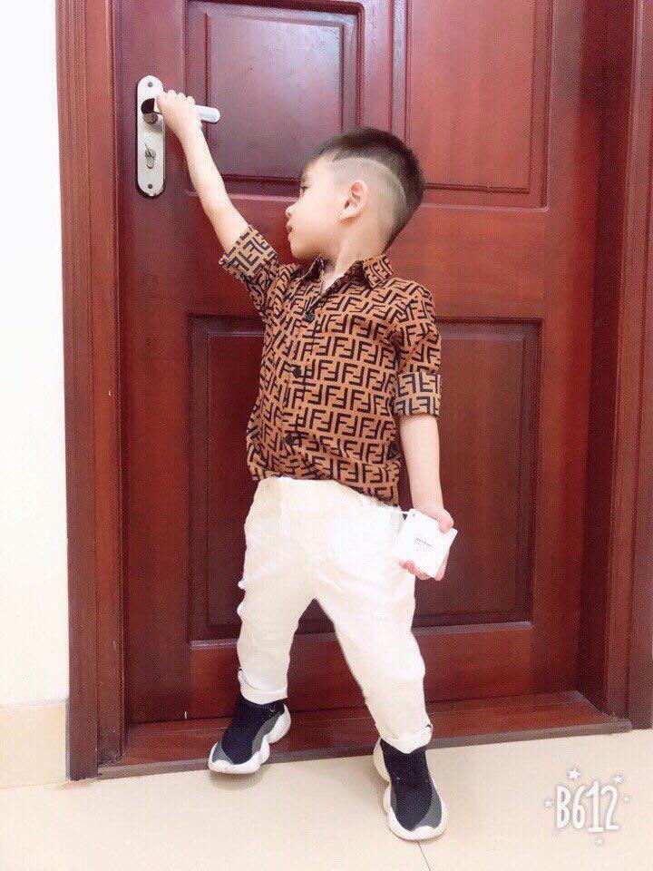 Sơ Mi Fendy By BẮps Fashion.