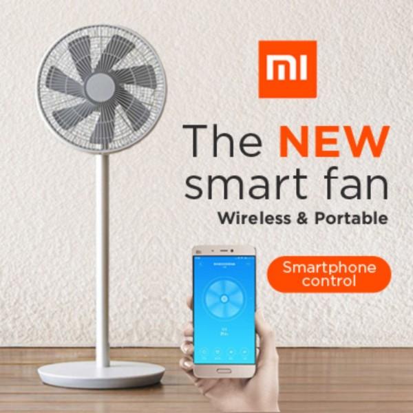 Quạt thông minh gió tự nhiên Xiaomi Smartmi Fan 2S với điều khiển APP - phiên bản mới 2019