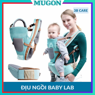 Địu em bé, địu ngồi cho bé thiết kế đơn giản, hiện đại, thoáng mát, tiện lợi dễ sử dụng Baby-S SSS012 thumbnail