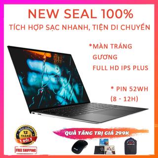 (NEW 100% FULLBOX) Dell XPS 9300 Hỗ Trợ Sạc Nhanh, Viền Siêu Mỏng 4 Hướng, i5-1035G1, RAM 8G, SSD Nvme 256G, VGA Intel UHD G1, Màn 13.4 FullHD Plus, IPS, 100% sRGB thumbnail