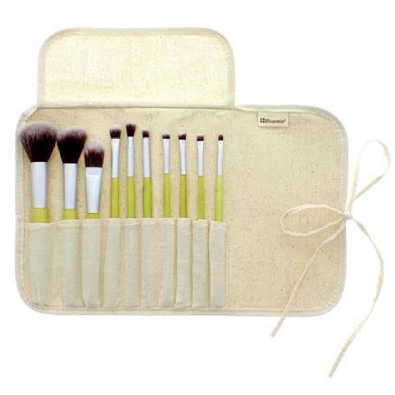 Bộ Cọ Trang Điểm Bh Cosmetics Eco Luxe 10 Piece Brush Set