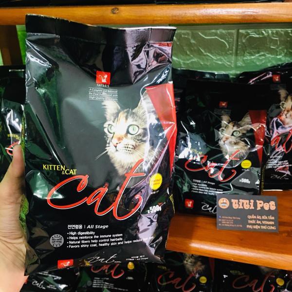 thức ăn mèo hàn quốc - CAT'S EYE - gói 500gr