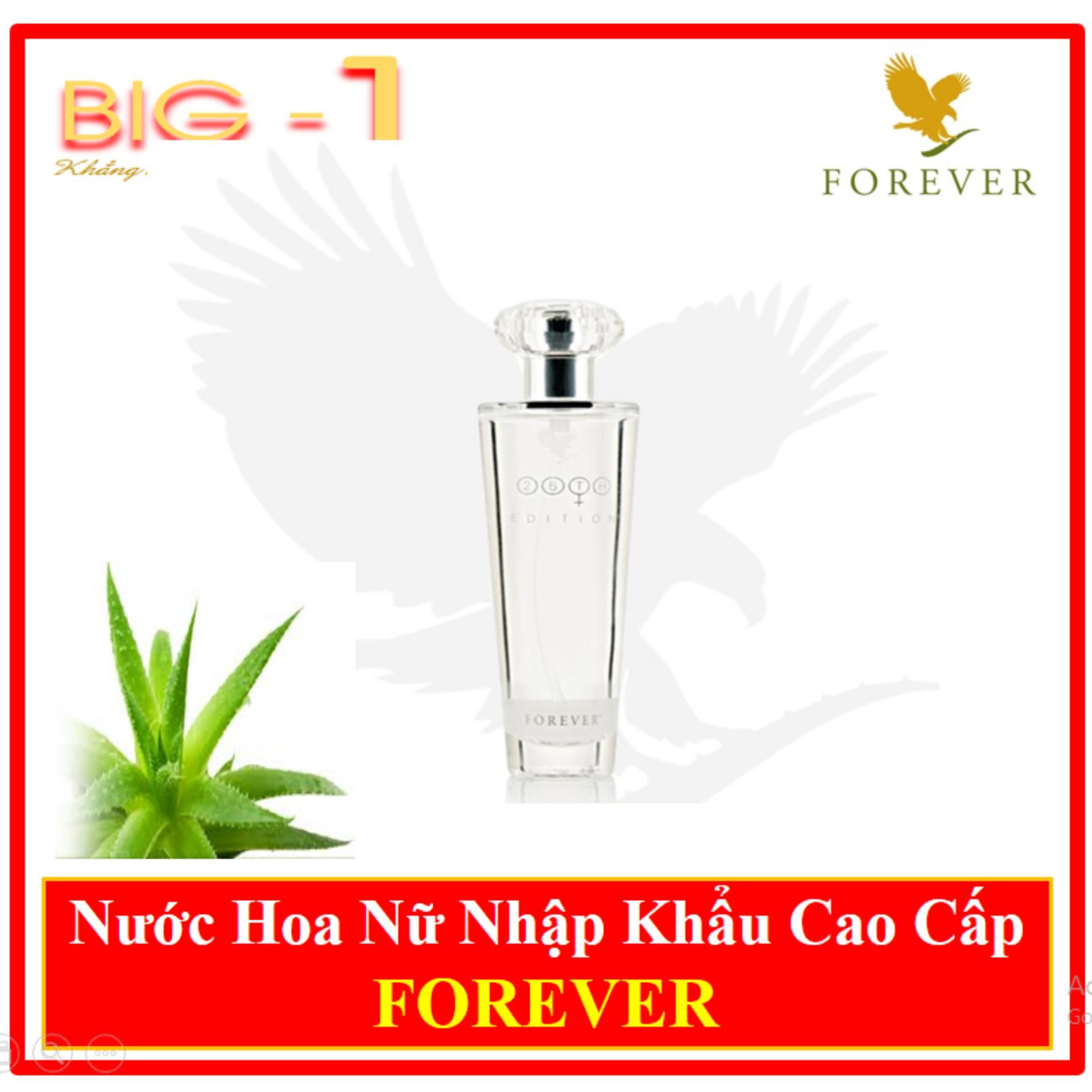 Nước hoa nữ Cao cấp - 25th Edition Perfume Spray for Women