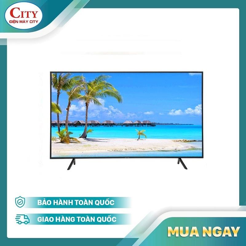 Bảng giá Smart TV Samsung 4K UHD 58 inch - Model UA58RU7100 (2019) - Công nghệ hình ảnh HDR, UHD Dimming, Purcolour + Điều khiển tivi bằng điện thoại-Bảo hành 2 năm