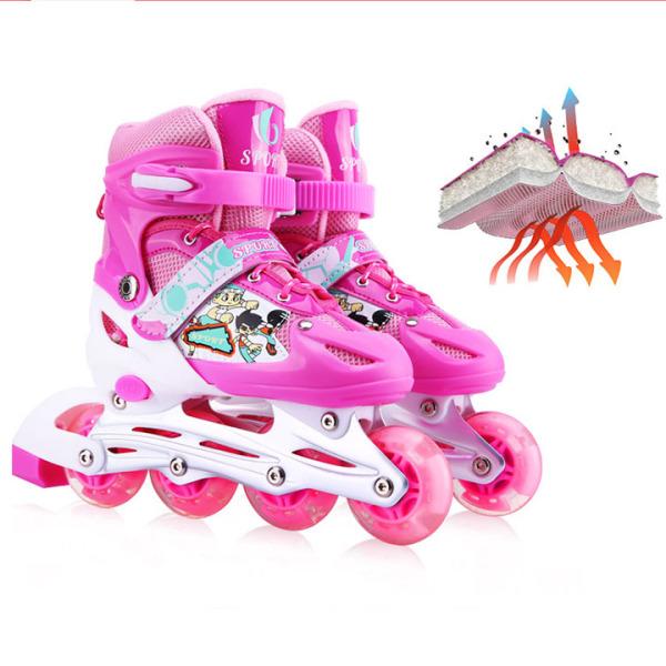 Giá bán giầy batin, giày batin 4 bánh flash, giầy ba tin cho trẻ