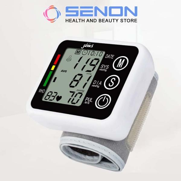 Nơi bán Máy Đo Huyết Áp Điện Tử Đo Huyết Áp Cổ Tay JZIKI Electronic Blood Pressure Monitor