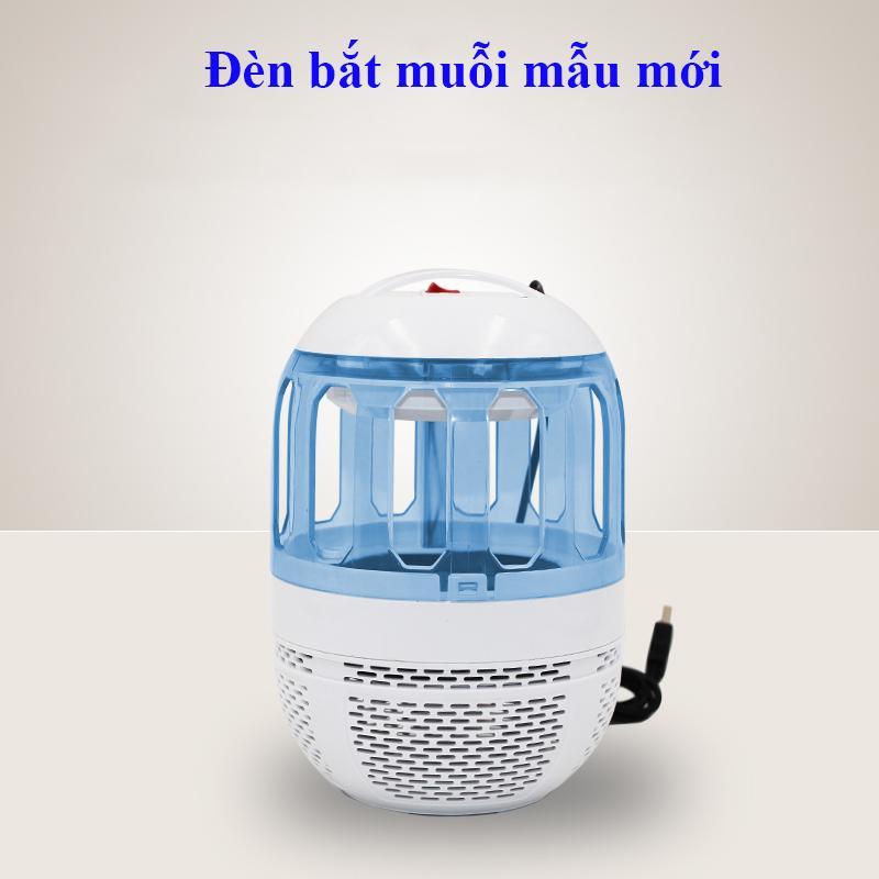 Đèn bắt muỗi diệt côn trùng thông minh mẫu mới SK