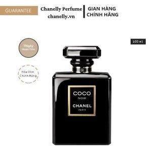Nước Hoa Cao Cấp FREESHIP Nước Hoa Nữ Chanel Coco Noir EDP 100ML 24h Thơm Lâu Chính Hãng thumbnail