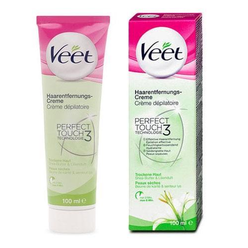Kem wax lông Veet Perfect Touch 3 100ml tốt nhất