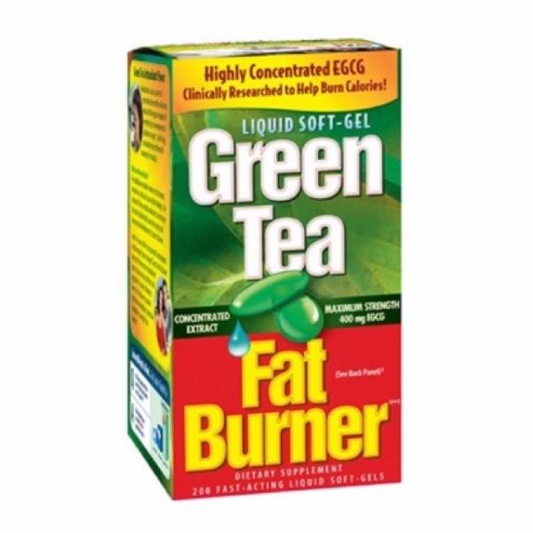 VIÊN UỐNG GIẢM CÂN GREEN TEA FAT BUNER HỘP 200 VIÊN DATE 2023 giá rẻ