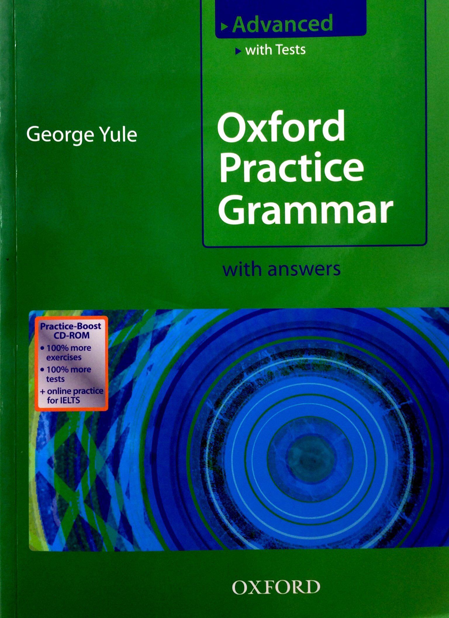 Fahasa - Oxford Practice Grammar Advanced Practice-Boost CD-ROM Pack With Key