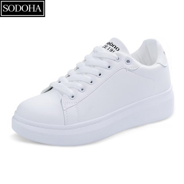Giày Thể Thao Nữ SODOHA Phong Cách Hàn Quốc SDH-1990 giá rẻ