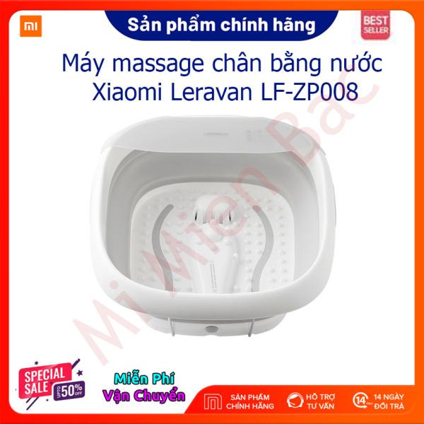 [TẶNG TAI NGHE IP] Máy massage chân bằng nước Xiaomi Leravan LF-ZP008 Cho Bố Mẹ Người Cao Tuổi – Chính Hãng Xiaomi – Mi Miền Bắc