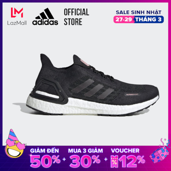 adidas RUNNING Giày Ultraboost Summer.RDY Nữ Màu đen EH1209