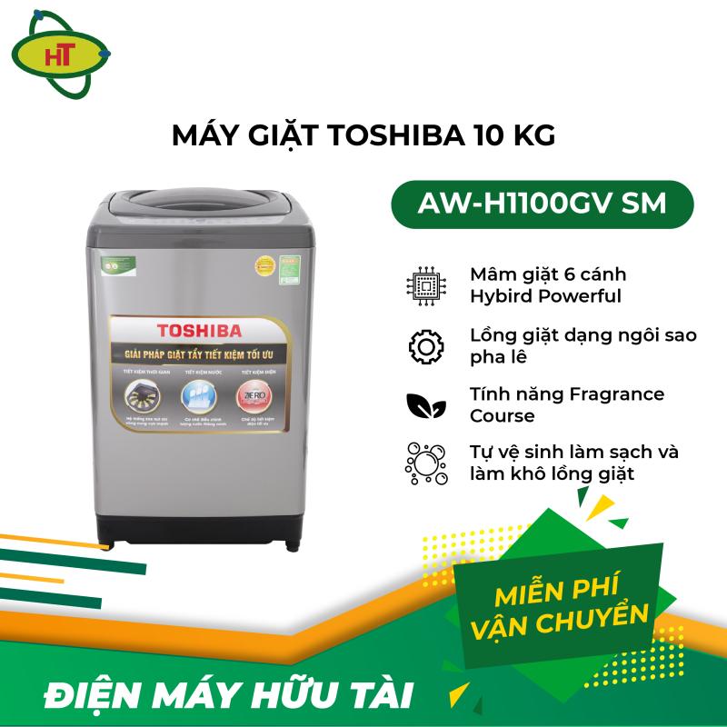 Bảng giá Máy giặt Toshiba 10 Kg AW-H1100GV SM Điện máy Pico