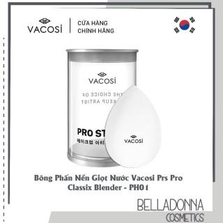 Bông Phấn Nền Giọt Nước Vacosi Prs Pro Classix Blender - Ph01 thumbnail