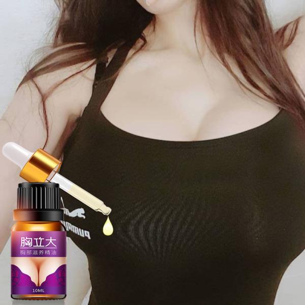 Tính dầu nâng ngực Massage ngực thuần túy với tinh chất nâng ngực tự nhiên, nở ngực làm to và săn chắc nhanh chóng và chăm sóc ngực chảy xệ sau sinh