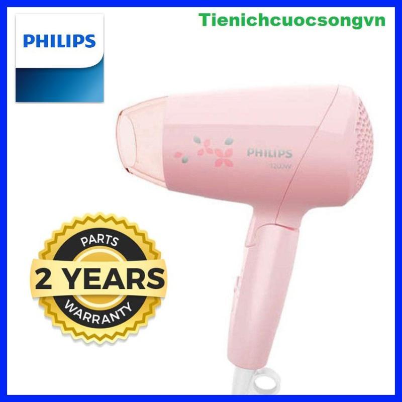 Máy sấy tóc philips BHC010/00, Máy sấy tóc Philips Essential Care mới có kiểu dáng xinh xắn, gọn nhẹ và công suất cao. Công suất 1200W cho phép bạn sấy tóc nhẹ nhàng và nhanh chóng