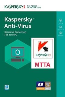 phần mềm Kaspersky Anti-Virus 1 thiết bị 2020, 2021 thumbnail
