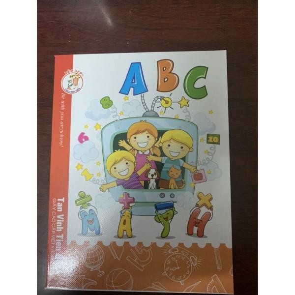 Tập Học Sinh 96 Trang Abc