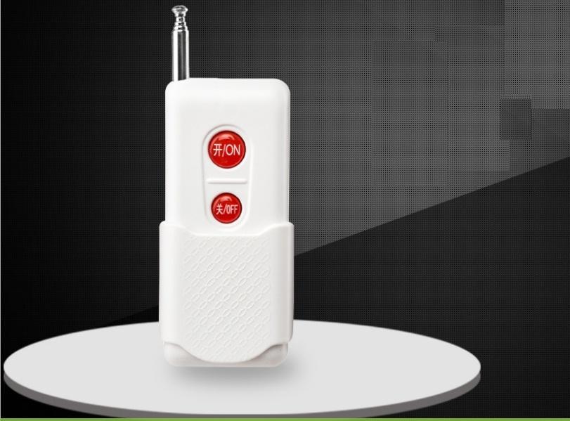 Remote RF Honest 2 phím tầm xa 1km dùng cho công tắc điều khiển từ xa Honest HT6220