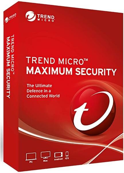 Bảng giá PHẦN MỀM DIỆT VIRUS TREND MICRO Internet Security  - Trend Micro Internet Security Phong Vũ