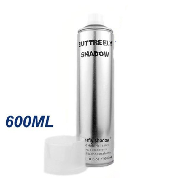 Gôm Xịt Tóc Butterfly Shadow 600ml Hàng Chuẩn Salon Tạo Kiểu Chuyên Nghiệp giá rẻ