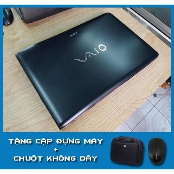 Bảng giá Laptop Cũ Rẻ Sony Vaio SVE15 Đen i5 Gen 3 Ram 4G HDD 320G Màn 15.6 Học Tập, Chơi Game Mượt. Tặng đủ phụ kiện Phong Vũ