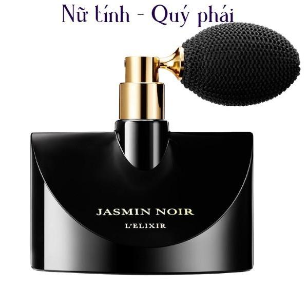 Nước hoa nữ Bvlgari Jasmin Noir L'Elixir For Women 10ml - MINI