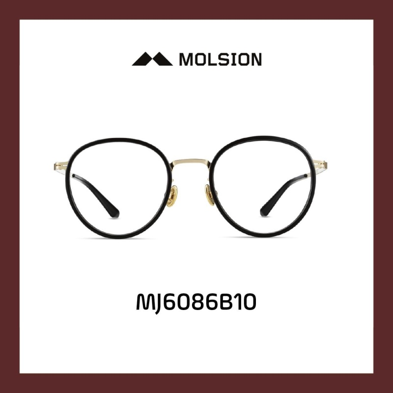 Giá bán Gọng Kính Molsion MJ6086 B10