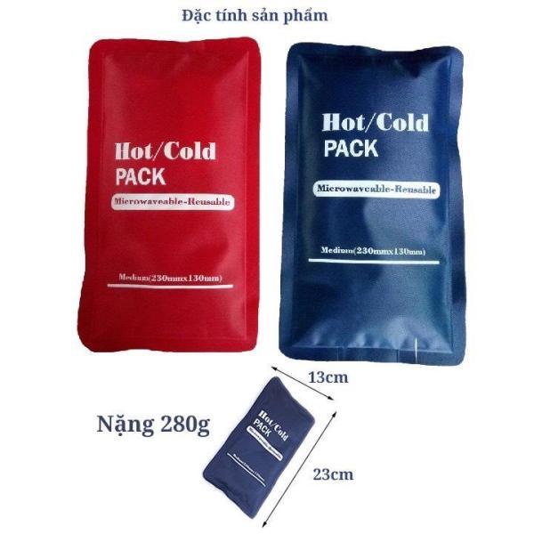 Túi chườm nóng lạnh đa năng TNL280 loại 280g cao cấp