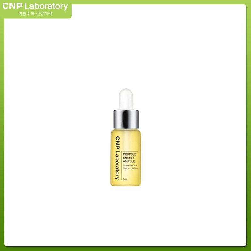 [Quà tặng không bán] Tinh chất keo ong tái tạo phục hồi da CNP Laboratory Propolis Energy Ampule 5ml