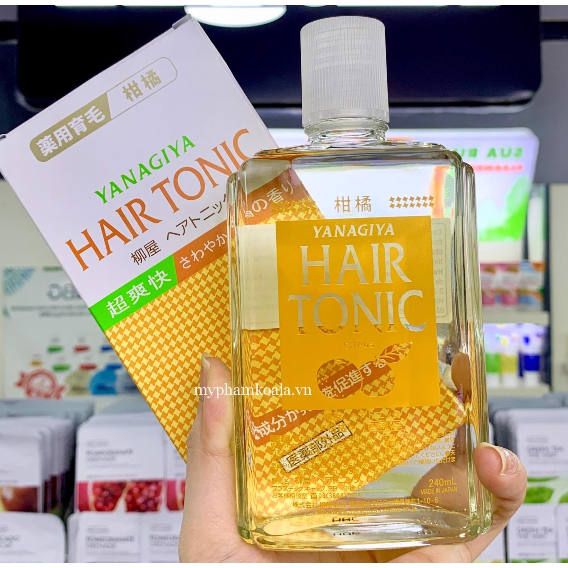 Tinh dầu bưởi dưỡng tóc, giúp ngăn ngừa rụng tóc Hair Tonic- 240ml