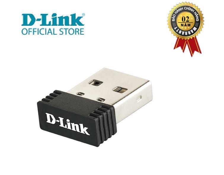 Giá USB Thu Sóng wifi D-LINK DWA-121 - Hàng chính hãng