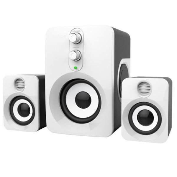 Bảng giá Loa Nghe Nhạc Máy Tính, Điện Thoại, Tivi Bass Khỏe Speakers Pf94 Phong Vũ