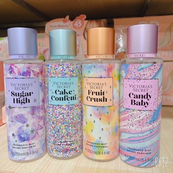 Xịt Thơm Body Victoria's Secret nhập khẩu