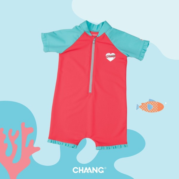 Nơi bán [CHÍNH HÃNG] Bộ bơi liền trẻ em Chaang