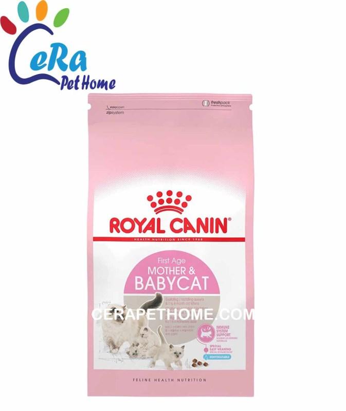 Thức Ăn Mèo Royal Canin - Baby Cat 400gr