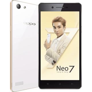 Điện thoại Oppo Neo 7 màn hình 5inch HDH CPU 4 nhân 1.2Ghx, RAM 2GB, Camera chính 8MP, Pin dung lượng 2420mAh thumbnail
