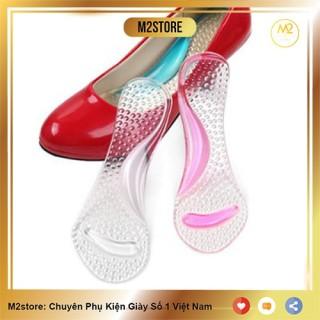 Lót giày cao gót silicon cả bàn C02 thumbnail