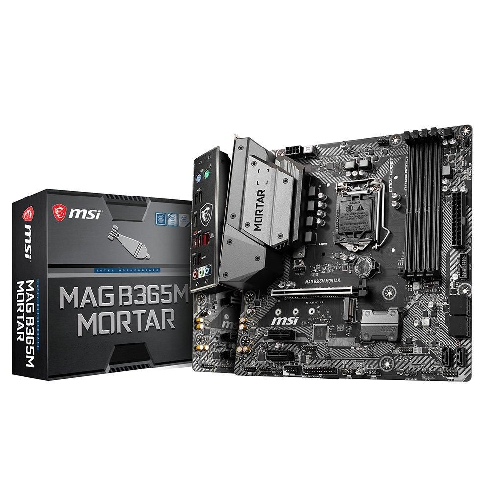Mainboard MSI B365M Mortar
