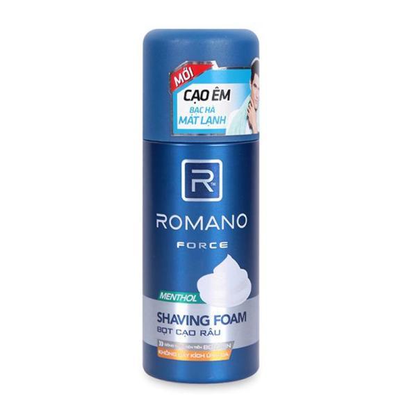 Romano: Bọt cạo râu Romano Force 175ml giá rẻ