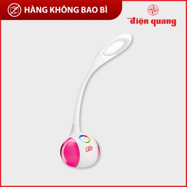 Đèn bàn LED Điện Quang ĐQ LDL06 5W - Hàng không bao bì - Bảo hành 12 tháng
