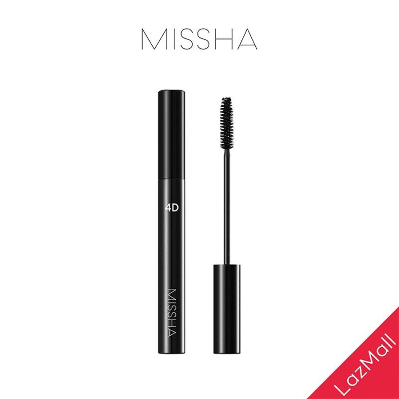 Mascara cong và dài mi MISSHA 4D 7g nhập khẩu