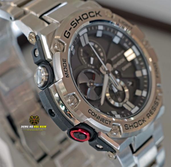 Đồng hồ thể thao nam G-SHOCK GST-B100D-1ADR + REP 11 + FULL THÉP + Thép 316 không gỉ + Bảo hành 2 năm + FULL BOX + ĐỒNG HỒ HẢI NAM bán chạy