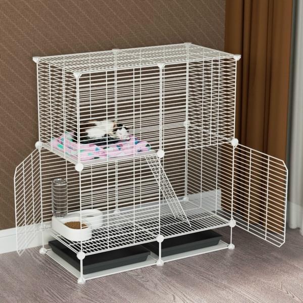 (BÁN THEO GIÁ SỈ)Tấm lưới sắt Sơn tĩnh điện,tấm nhựa làm quây chó mèo ,làm kệ có đủ màu (hỗ trợ chốt)